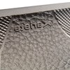 Detail of the mold with the texture ML 065, the leather-like one and the logo Ariete